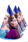 Birthday Party Supplies Disney FROZEN Elsa and Anna Clubhouse Hats Plates Decor