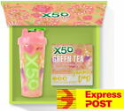 X50 GREEN TEA + RESVERATROL ANITIOXIDANT ENERGY DRINK TRIBECA HEALTH $46.95 AUD on eBay