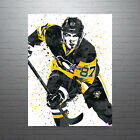 Sidney Crosby Pittsburgh Penguins NHL Hockey Poster FREE US SHIPPING $35.0 USD on eBay