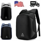 New Anti Thievery Smart School College Travel Backpack Safe Bag USB Charging Laptop