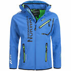 Geographical Norway Softshelljacke Herren/Damen Regenjacke ROYAUTE/REVEUSE