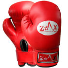 Leather Filled Boxing Gloves MMA Training Mitts Sparring Gloves 10,12,14 OZ