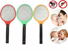 Cordless Rechargeable Mosquito Bug Insect Zapper Electric Fly Swatter Racket Bat