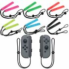 2X Joy-Con Carrying Hand Wrist Strap Rope Lanyard For Nintendo Switch Controller