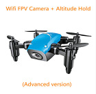 Drone With Camera Foldable Helicopter Drone Camera Mini Drone Wifi HD Camera