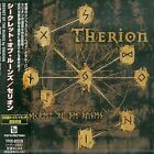 Secret of the Runes by Therion (CD, Jan-2002, Toy's Factory (Japan))
