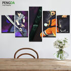 transformer cartoon characters pictures - Cartoon Naruto Characters Modern Oil Paintings Canvas Pictures Home Decor Anime