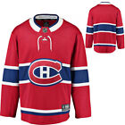 Montreal Canadiens Fanatics Breakaway Hockey Jersey - Adult $129.99 USD on eBay