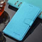 Flip PU Leather Cover Shell Wallet Etui Skin Case For Doro Liberto Smartphone