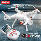 Syma X8SW RC Drone 2.4G Wifi Camera FPV APP Govern Large Quadcopter Outdoor
