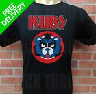 CHICAGO CUBS, ROCK BAND KISS T-SHIRT ***KUBS***