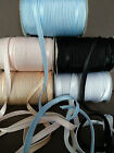 Satin Bias Binding Tape Piping Sewing Insertion Cord Upholstery 2 Meters