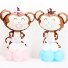 Decorations Birthday Home Garden Monkey Baby Helium Air Balloon Foil