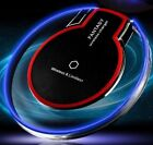 Qi Wireless Fast Charger Dock Charging Pad For iPhone X 8 8 Plus Samsung S8+ S7