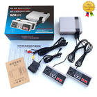 Gaming Console With Retro Games (LIMITED EDITION) 620 Games 8 Bit PALNTSC