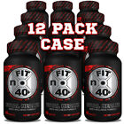 FITn40+ Plus - TOTAL HEALTH - Body Wellness Formula 60 Tablet Per Bottle 5 Sizes