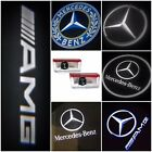 4x Mercedes Benz Projector Car Door Led Lights Puddle Ghost Laser Courtesy Logo