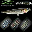 """JACK FIN """"WALK THE DOG"""" TOPWATER FLOATING LURE SALTY DOG 100"""