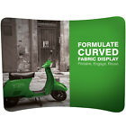 Formulate Curved - Fabric Display Stands