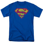 """Superrman """"Classic Logo Distressed"""" T-Shirt - Adult, Child, Toddler"""