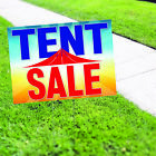 Tent Event Special Offers Sales Market Business Advertising Coroplast Yard Sign