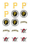 Pittsburgh Pirates Edible Print Cupcake/Cookie Toppers Frosting Sheets 2 Sizes on Ebay