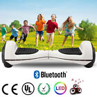 "Best  6.5"" UL2272 Bluetooth Hoverboard Certified Electric Scooter Birthday Gift"