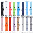 Replacement Bracelet Strap Band for Apple Watch 38mm/42mm Sport Series 1/2/3/4 image