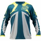 Troy Lee Designs Sprint MTB YOUTH Kit - Reflex Dirty Blue Jersey and/or Shorts