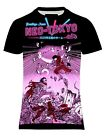 NEW NEO TOKYO FAN TEE HD T-SHIRT REG UK SIZE TOP