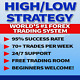 FOREX: Amazing High/Low Forex Strategy. **2-DAY SALE. $30 Discount**