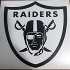 NFL Oakland Raiders Vinyl Decal Sticker Football for Car Truck Logo NFL FOOTBALL $6.75 USD on eBay