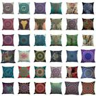 Us Fashion Mandala Boho Soft Throw Pillow Cover Case Cushion Room Home Decor