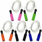 Fitness Skipping Jumping Boxing Workout Jump Rope Speed Exercise Gym MMA Steel