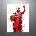Chris Paul Houston Rockets CP3 Poster FREE US SHIPPING on eBay