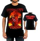Cannibal Corpse T-Shirt Centuries of Tournament death metal hard rock M only NWT