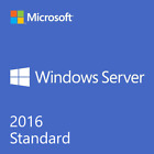 Microsoft Windows Server 2016 Standard Datacenter Essentials 64 Bit [Digital]