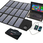 Foldable Solar Panel 18V 100W Portable  Battery Charger Solar Panel Power Bank
