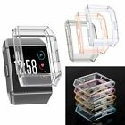 Replacement Silicone TPU Skin Protective Case Cover Fr Fitbit Ionic Smart Watch