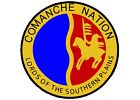 Best Native Comache Nation Seal Sticker Auto Decal Car Truck Window Wall Phone