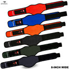 Weight Lifting Belts Fitness Gym Workout Neoprene 8 Inch Wide Support Brace