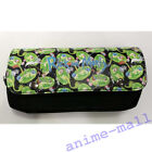 Lot Anime Cartoon Pencil Case Student Pen Bag Cosplay Make Up Stationery Pouch