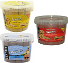 CHOMPING CHEWS - (10 chews / 1 Tub) - Davies Dog Treats Beef Lamb Chicken bp Pet