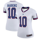 Nike Eli Manning New York Giants Color Rush Jersey 845817-102 $80 Womens XL 2XL