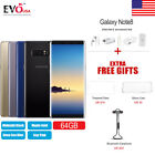 New Sealed Unlocked Samsung Galaxy Note 8 N950F 4G LTE Smartphone 32GB &Gifts