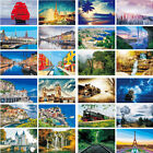NEW Paint By Number Kit Child DIY Acrylic Oil Painting On Canvas Wall Art Decor