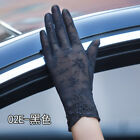 New Fashion ladies Sun protection UV Lace touch screen gloves ST10