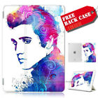 ( For iPad 2 3 4 ) Smart Case Cover A30404 Elvis Presley