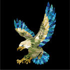 American Eagle Inlay Sticker Decal For Guitar & Bass