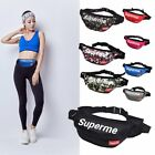 Supreme Waist Bag Fanny Pack Outdoor Travel Pouch Camping Hiking Sling DS